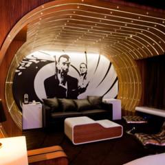 Foto 3 de 10 de la galería la-suite-007-del-hotel-seven-en-paris en Decoesfera