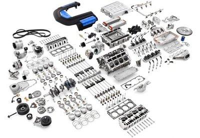 Chevrolet Performance ofrece kits de motores para que tú los montes