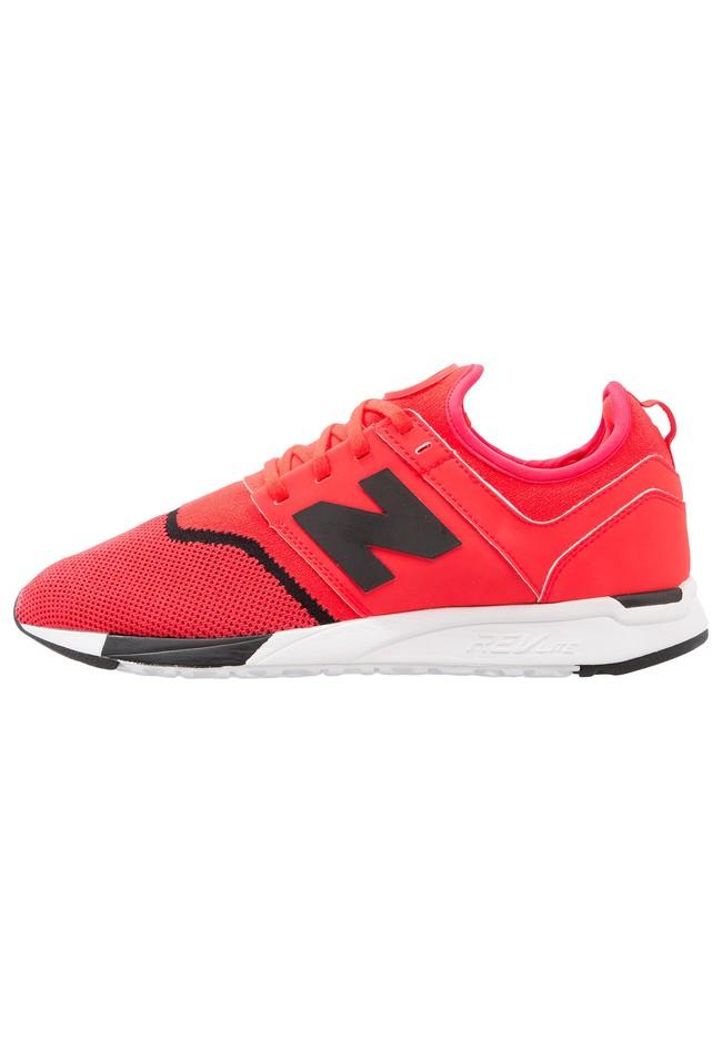 Las zapatillas New Balance MRL247 en rojo están disponibles en Zalando por 37,95 euros con envío gratis