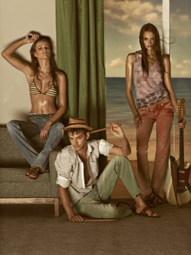 Pepe Jeans Primavera-Verano 2009 V