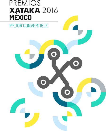 Mejor convertible, vota por tu preferido para los Premios Xataka México 2016