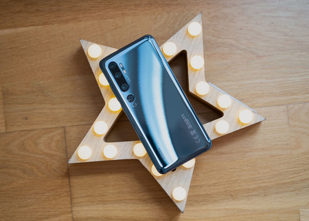 Xiaomi Mi Note 10, con cinco cámaras, por 449 euros en el Cyber Monday de Tuimeilibre