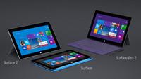 Los tablets Surface todavía no generan beneficios para Microsoft
