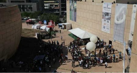 Estudiantes de Tijuana lanzan satélites a la estratósfera