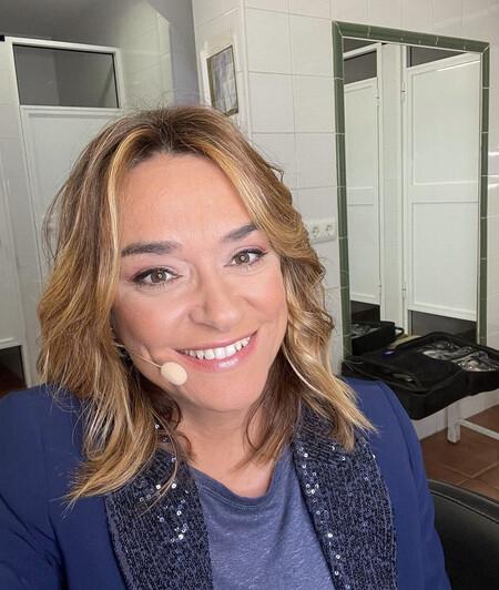 Toñi Moreno recupera el curro: vuelve a presentar 'Viva la Vida' y esto es lo que hará Emma García