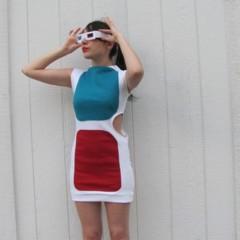 Foto 1 de 5 de la galería un-vestido-con-forma-de-gafas-3d en Trendencias Lifestyle