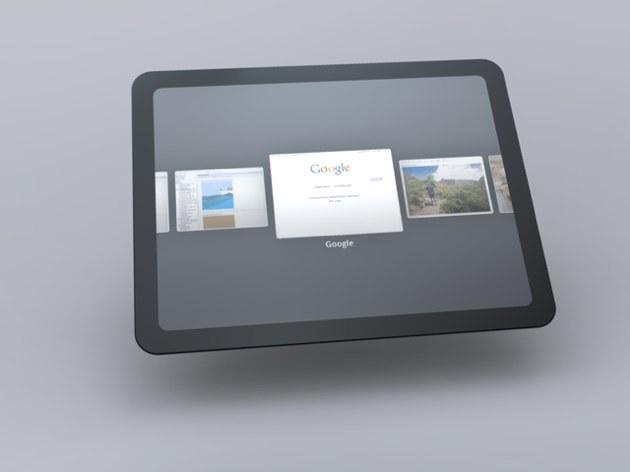 Foto de Mockup del Tablet OS de Google (5/7)