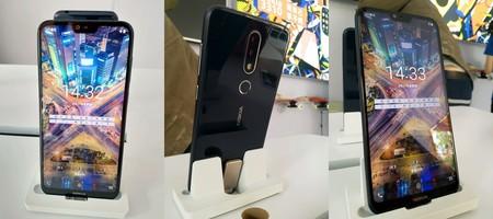 Nokia X: el primer móvil con notch de la marca se deja ver en imágenes reales