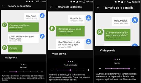 Cómo modificar los DPI de la pantalla de tu smartphone en Android Nougat