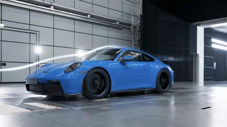 Porsche 911 Gt3 Tunel Viento 02