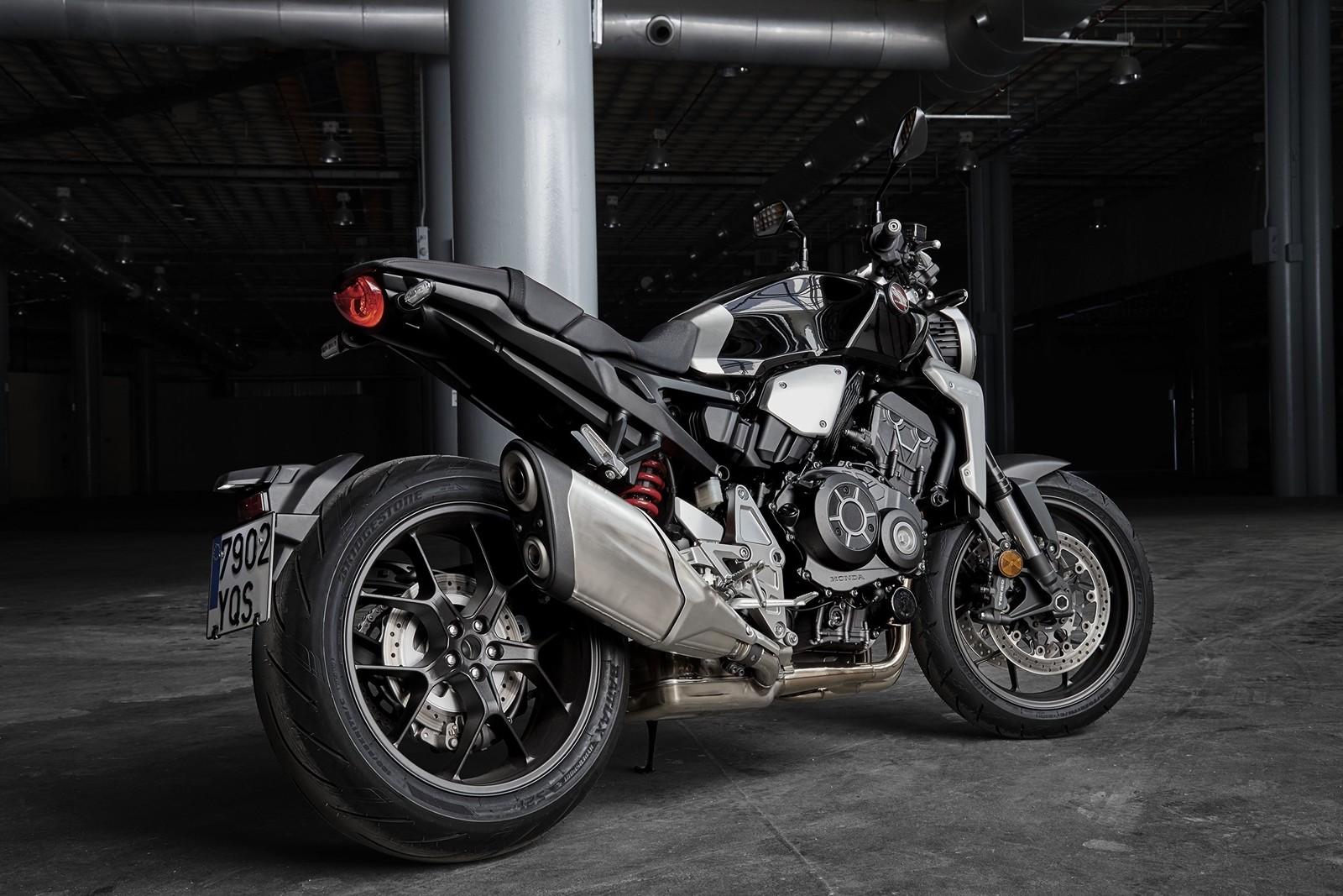 Foto de Honda CB1000R 2018 (18/52)
