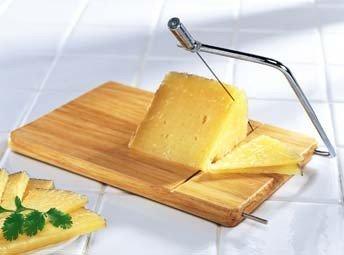 La tabla corta quesos