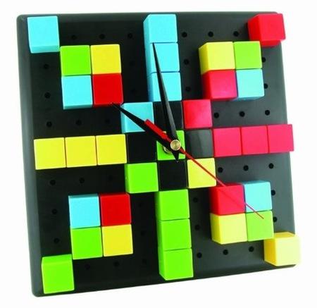 Un reloj puzzle, para que lo configuremos a nuestro gusto