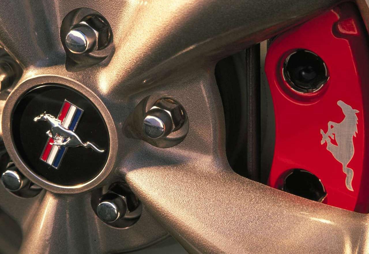 Foto de Ford Mustang Bullitt 2001 (17/19)