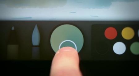 Paper by FiftyThree se actualiza y ahora permite mezclar colores