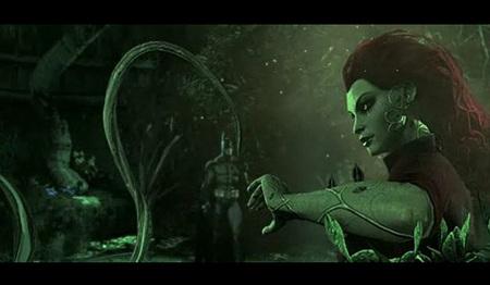 'Batman: Arkham Asylum', Poison Ivy se presenta en vídeo