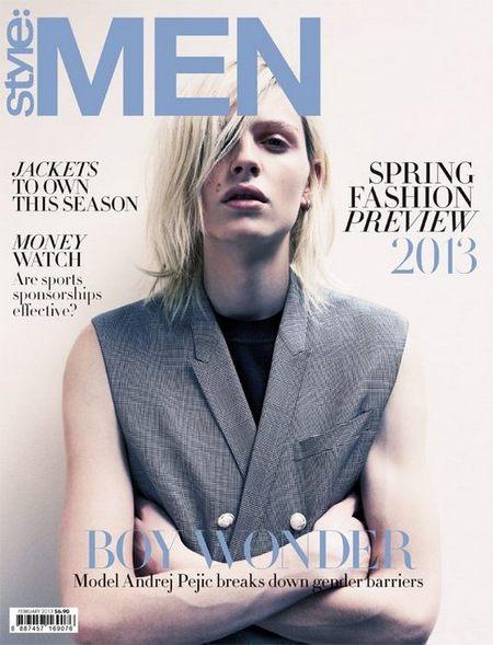 revistas hombre