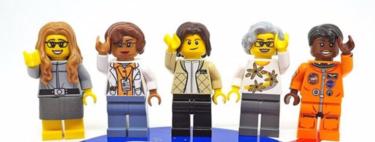 Lego homenajea a las figuras ocultas de la carrera espacial con la colección Mujeres de la NASA