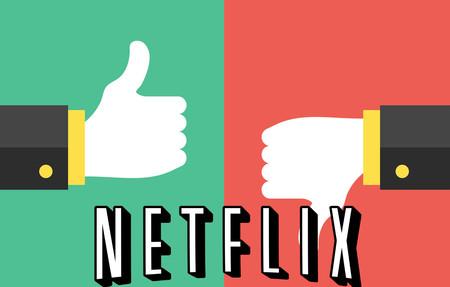 Netflix cambia su sistema de calificación, se acabó decir cuán buena es una película