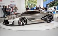 Nissan Concept 2020 Vision Gran Turismo se vuelve real en Goodwood