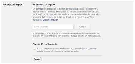 Facebook Legado