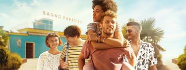 Echamos de menos la playa y es culpa de Netflix. La serie italiana 'A tres metros sobre el cielo' es un auténtico amor de verano