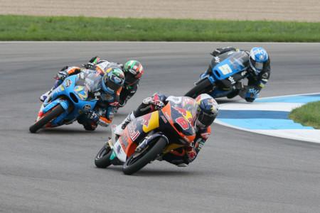 Jack Miller Alex Marquez Moto3 2014