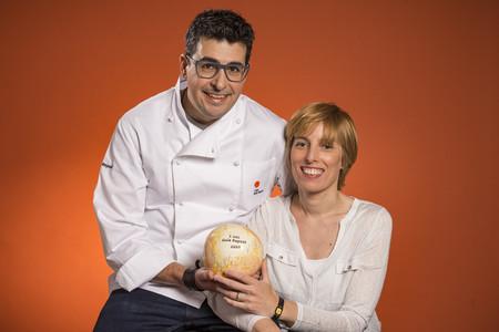 Jorge Maestro Y Maria Viqueira
