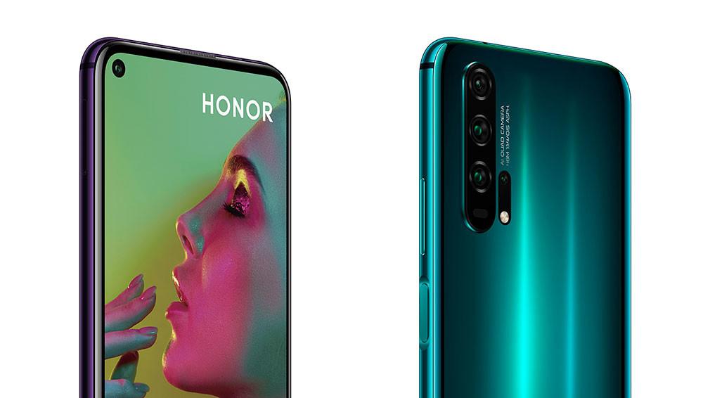 Honor veinte Pro: el mejor Honor incluso la fecha tiene 4 cámaras con lente macro y cuesta menos de 600 euros