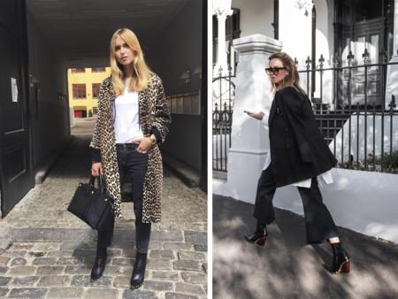 Celine Studded Boots
