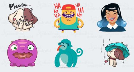 5c0ca544b Stickers en WhatsApp para Android: probamos los siete packs de ...