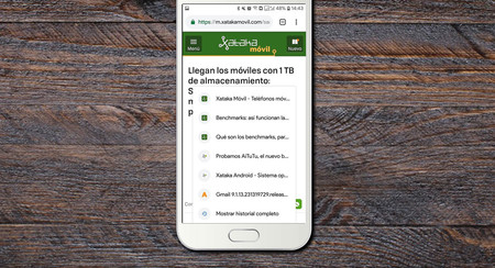 Google Chrome 72: volver atrás en el historial es más fácil que nunca con este nuevo truco
