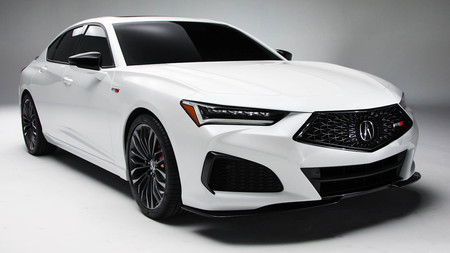 Acura por fin revela el poder del TLX Type S, 355 hp y 354 lb-pie de par desde su V6 turbo