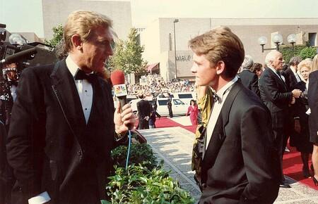 Michael J. Fox en 1988