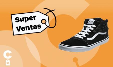 Súper precio: llévate las Vans Ward Hi Classic, las zapatillas más vendidas de Amazon, ahora por menos de 45 euros