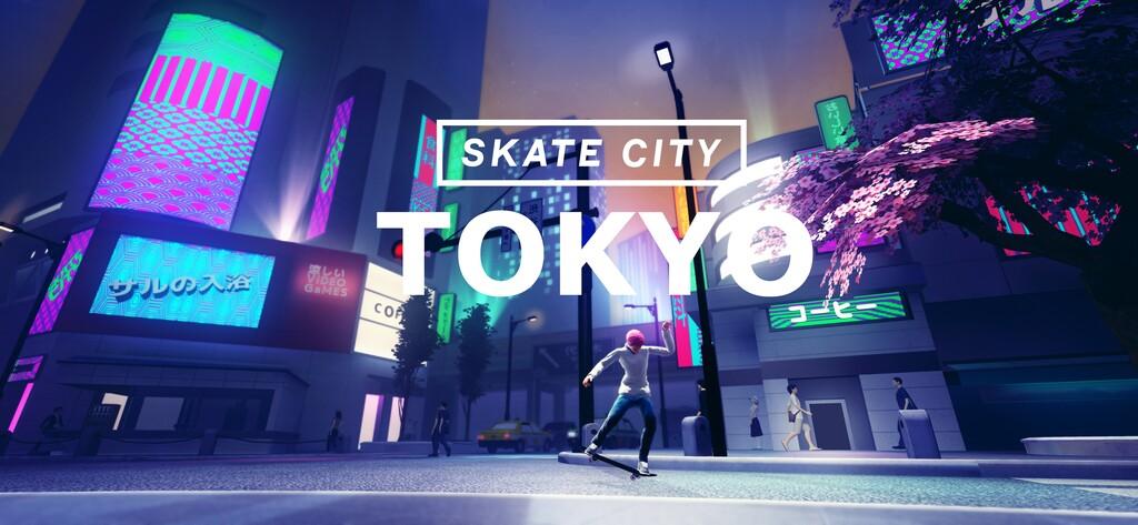Skate City Tokyo: El monopatín olímpico llega a <strong>Apple℗</strong> Arcade  «>     </p> <p>A pocos dias para que den comienzo los Juegos Olímpicos los entusiastas del skateboard celebran que este deporte sea por fin deporte olímpico. En esta misma celebración los programadores detrás de <a href=