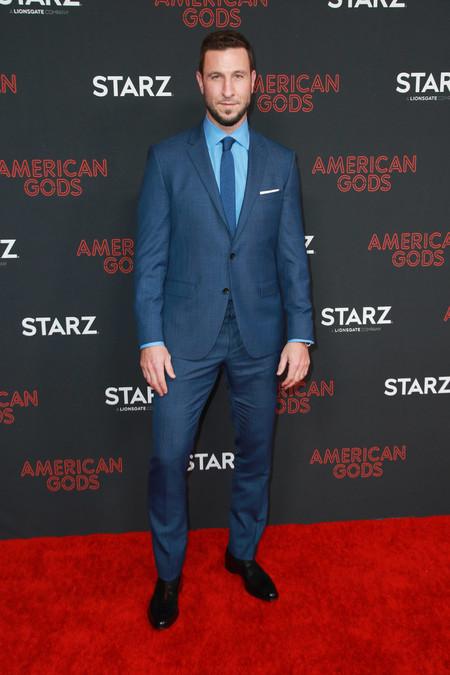 Pablo Schreiber Premiere Of Starz S American Gods Season 2 Arrivals
