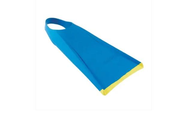 Aletas Bodyboard Radbug 100 Azul Amarillo
