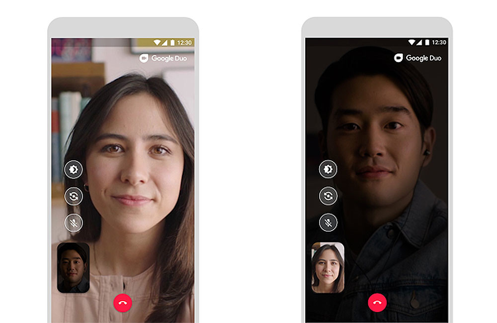 Google Duo improves the quality of video calling with its new way of low light: you can activate
