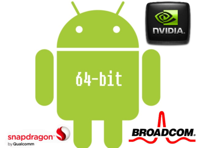 ¿Nuevos chips ARM de 64 bits en CES 2014 de NVIDIA, Qualcomm y Broadcom?