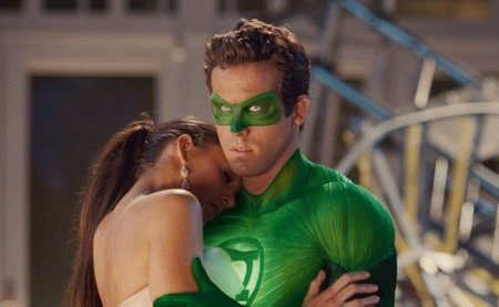 'Green Lantern (Linterna Verde)', una superchapuza