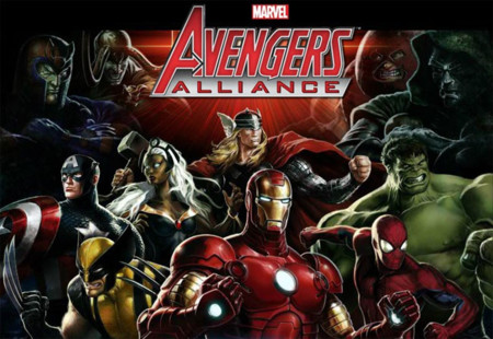 Marvel lanza el juego Avengers Alliance para Android