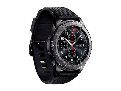 Un gran smartwatch como el Gear S3 Frontier de Samsung, nos sale ahora en Amazonpor sólo 329 euros