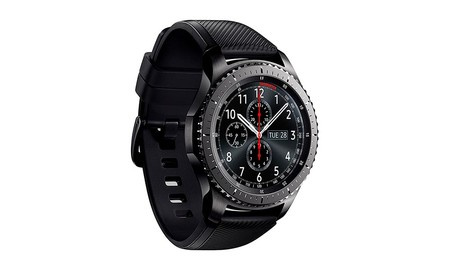 Un gran smartwatch como el Gear S3 Frontier de Samsung, nos sale ahora en Amazon por sólo 329 euros