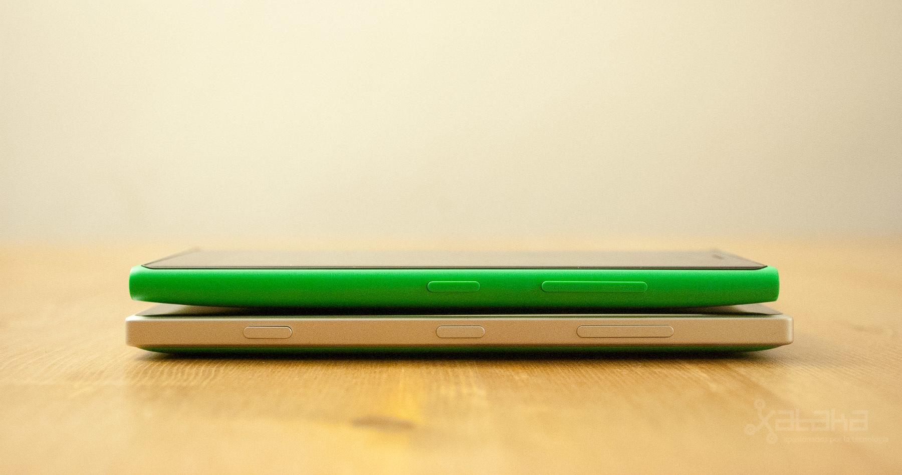 Foto de Nokia Lumia 735 y Lumia 830, análisis (3/28)