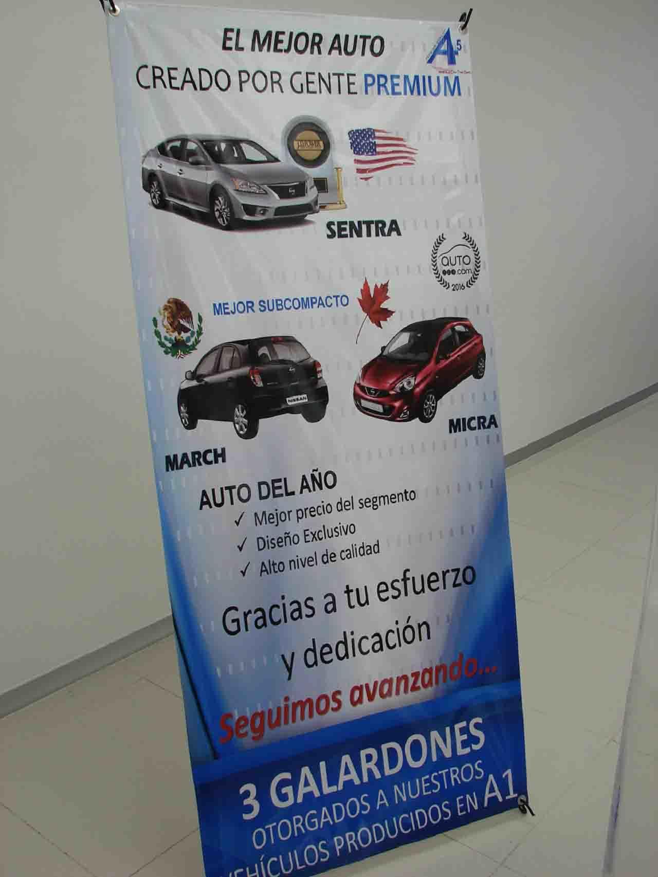 Planta Nissan de Aguascalientes