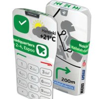 Nokia GEM, el concepto de teléfono completamente táctil de Nokia