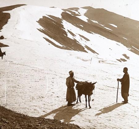 En El Monte Hermon El Mas Alto De Su Region
