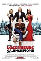 'How to Lose Friends & Alienate People', con Simon Pegg, tráilers, clips y póster
