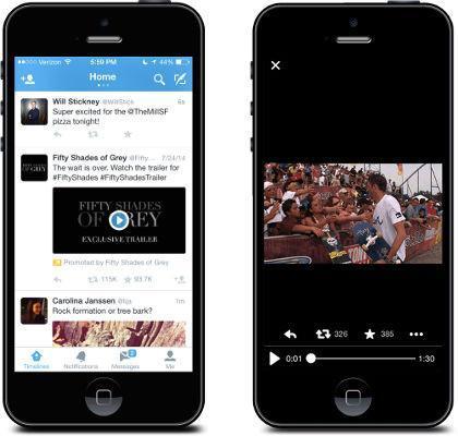 Twitter está probando un nuevo programa de vídeos publicitarios